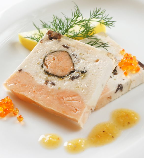 Terrine au Poisson