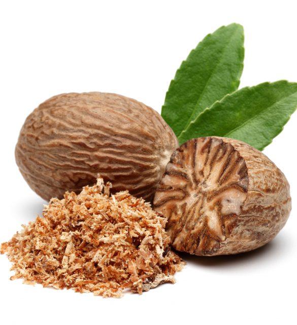 Muscat, Nutmeg