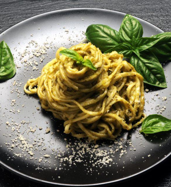 Pesto alla genovese  Cucina italiana  Italian cuisine   Pasta  Pest
